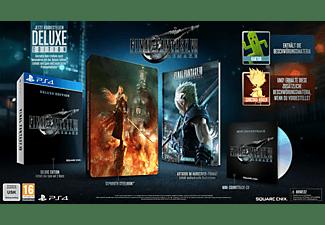 Final Fantasy VII - HD Remake (Deluxe Edition) - [PlayStation 4]