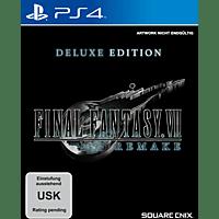Final Fantasy VII - HD Remake (Deluxe Edition) [PlayStation 4]