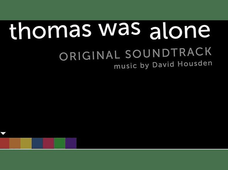 David Housden - Thomas Was Alone-Official Soundtrack [Vinyl]