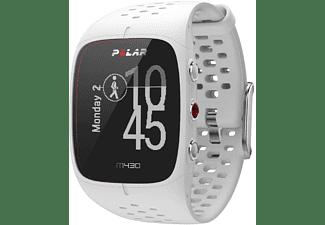 Reloj deportivo - Polar M430, Blanco, Talla S, GPS, Pulsómetro