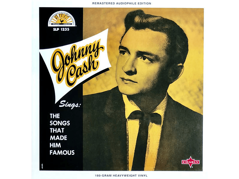 Johnny Cash - Sings The Songs That Made Him Famous [Vinyl]