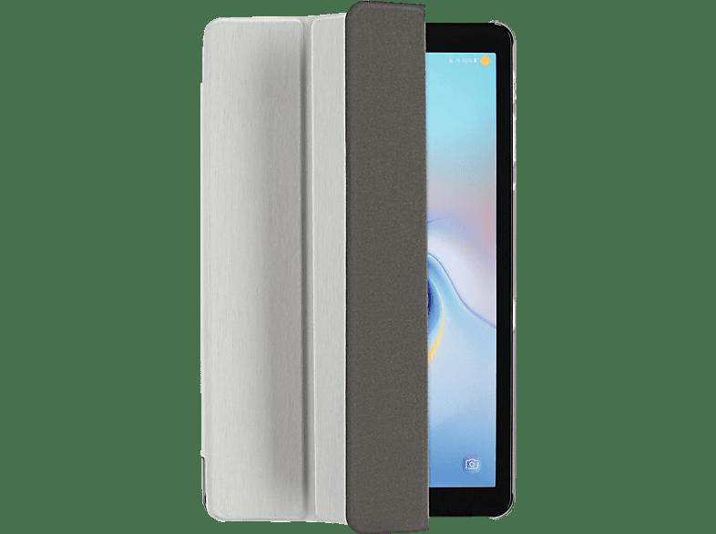 HAMA Fold Clear Tablethülle, Bookcover, 10.5 Zoll, Silber