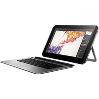 HP - B2B ZBook x2 G4, Notebook mit 14 Zoll Display, Core™ i7 Prozessor, 32 GB RAM, 1 TB SSD, Quadro M620, Grau