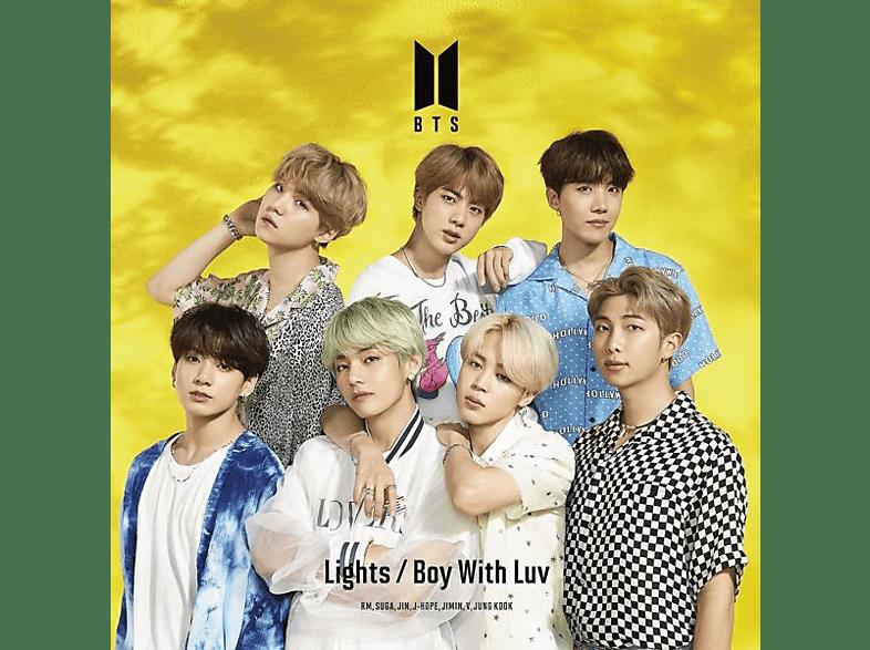 BTS - Bangtan Boys (BTS) - Lights/Boy With Luv (Limited Edition) [CD]