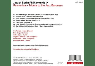 VARIOUS, Rantala, Berglund, Eger, Niescier, Watts, Wade - Pannonica  - (CD)