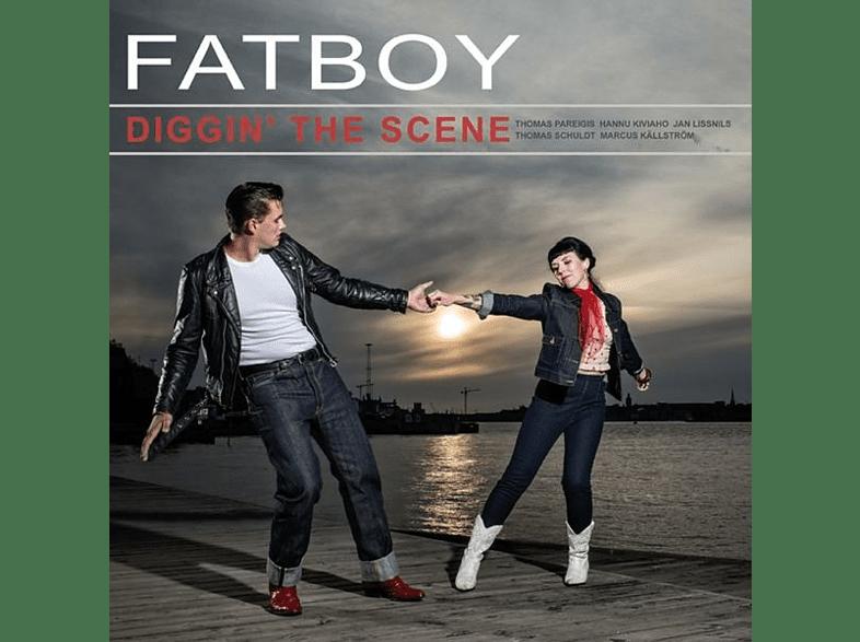 Fatboy - Diggin' The Scene [CD]