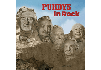 Puhdys - Puhdys in Rock - (CD)