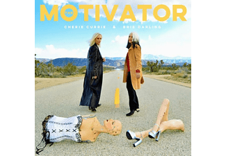 Currie,Cherie/Darling,Brie - The Motivator  - (CD)