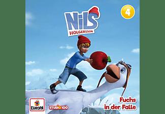 Nils Holgersson - 04/Fuchs in der Falle (CGI)  - (CD)