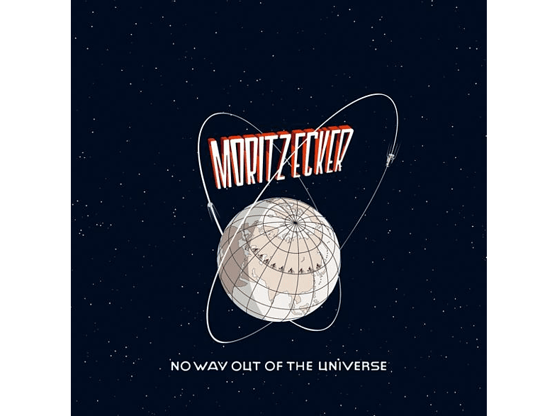 Moritz Ecker - No Way Out Of The Universe [Vinyl]