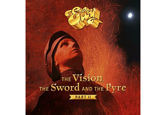 Eloy - The Vision,The Sword And The Pyre (Part II)  - (CD)