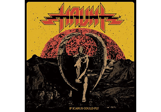 Haunt - If Icarus could fly  - (CD)