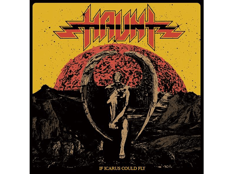 Haunt - If Icarus could fly (Colored Vinyl) [Vinyl]