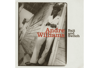 Andre Williams - Bait And Switch  - (Vinyl)