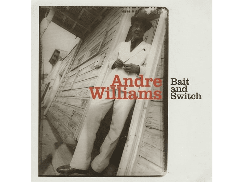 Andre Williams - Bait And Switch [Vinyl]