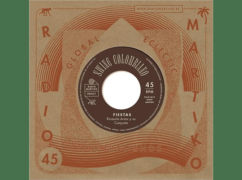 Ricaurte Arias Y Su Conjunto, Orquesta Pacho Galan - Fiestas/Estambul [Vinyl]