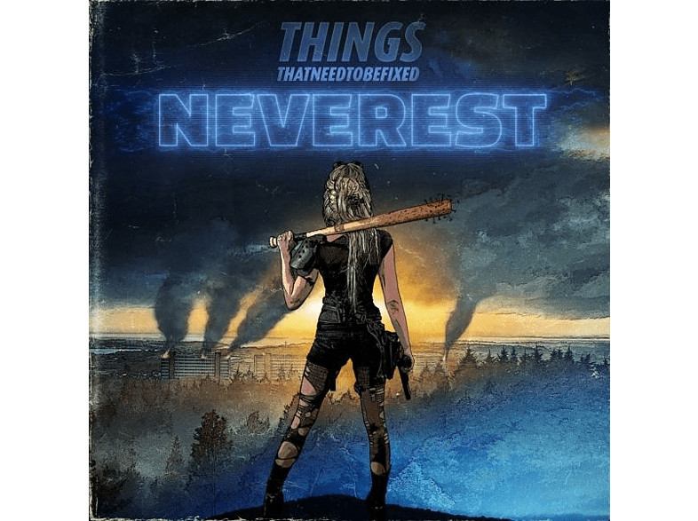 Things That Need To Be Fixed - Neverest [CD]