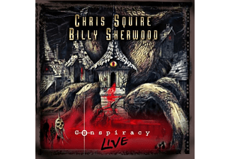 Chris Squire, Billy Sherwood - Conspiracy Live  - (CD)
