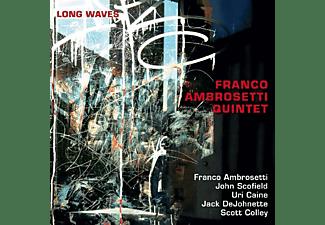 Franco Ambrosetti Quintet - Long Waves  - (CD)
