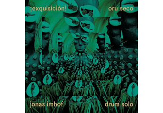 Jonas Imhof - Exquisicion-Oru Seco  - (CD)