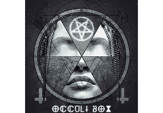 VARIOUS - Occult Box (5CD+Vinyl Single)  - (CD)