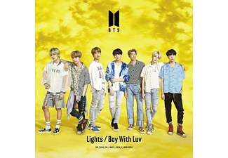 BTS - Lights/Boy With Luv (LTD. EDITION A) [CD + DVD Video]