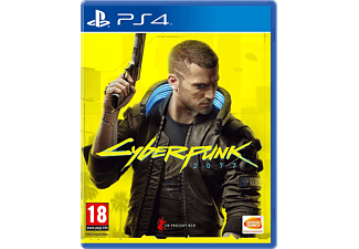 PS4 - Cyberpunk 2077 : Day 1 Edition /Multilingue