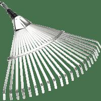 GARDENA 3102-20 Fächerbesen Silber