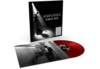 Simply Red - Simplified  - (Vinyl)