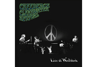Creedence Clearwater Revival - Live At Woodstock  - (CD)