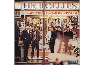 The Hollies - King Midas In Reverse+4  - (CD)