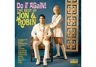 Jon & Robin - DO IT AGAIN - BEST OF  - (CD)