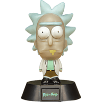 PALADONE PRODUCTS Icon Licht: Rick and Morty - Rick Lampe, Mehrfarbig