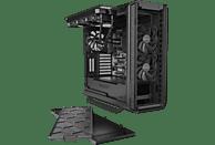 BE QUIET Silent Base 801 Window Gaming PC Gehäuse, Schwarz
