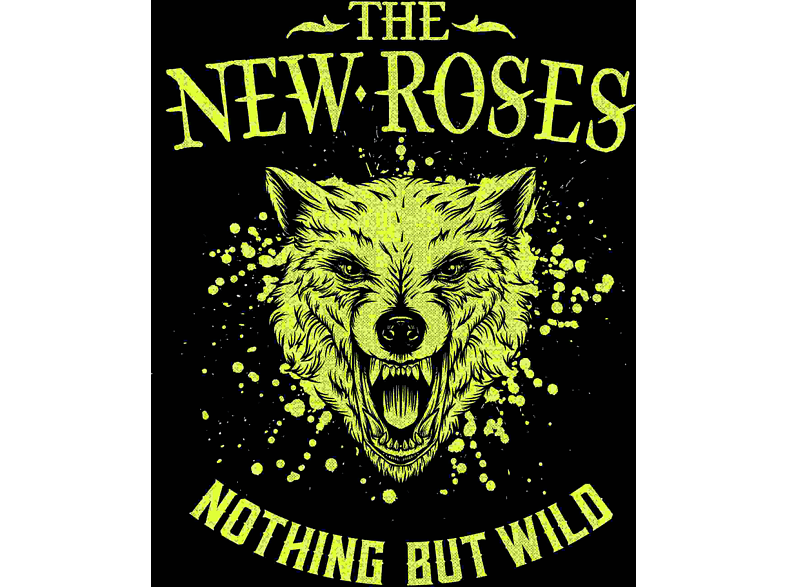 The New Roses - Nothing but wild [CD]