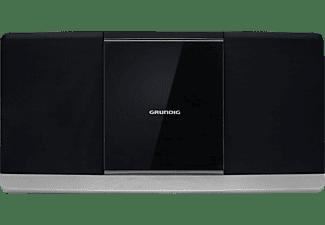 GRUNDIG WMS 3000 BT DAB+ Kompaktanlage (Schwarz)
