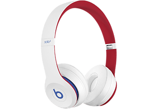 BEATS Solo3 Wireless Club Collection (2019) - Casque Bluetooth (On-ear, Blanc Club)