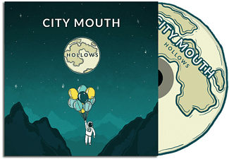 City Mouth - Hollows  - (CD)