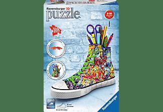 RAVENSBURGER Sneaker - Graffiti Style 3D Puzzle Mehrfarbig