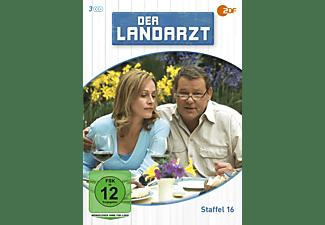 Der Landarzt - 16. Staffel DVD