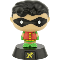 PALADONE PRODUCTS Icon Licht: DC - Retro Robin Lampe, Mehrfarbig