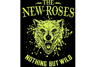 The New Roses - Nothing but wild  - (CD)
