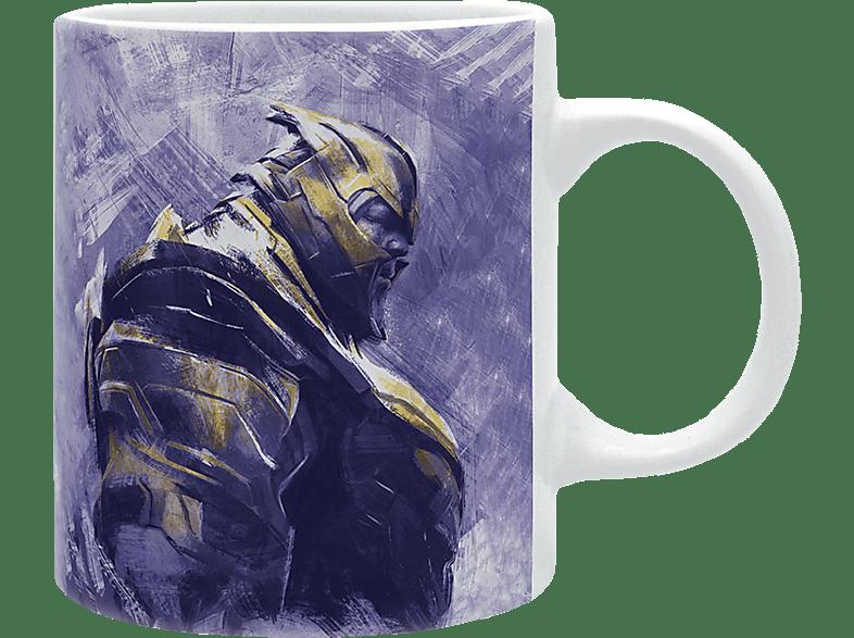 ABYSTYLE Marvel Tasse Thanos Tasse, Mehrfarbig
