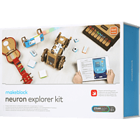 MAKEBLOCK Neuron Explorer Kit Steam/Mint Educational Toys, Mehrfarbig