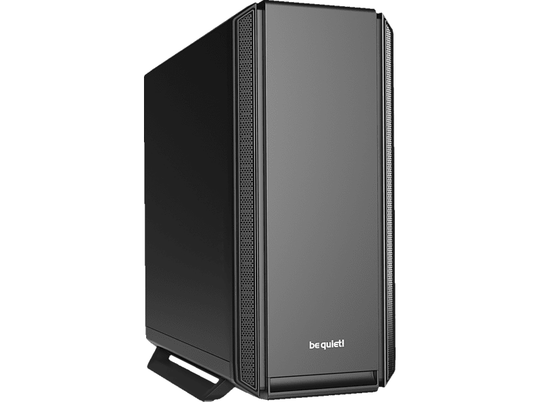 BE QUIET Silent Base 801 Gaming PC Gehäuse, Schwarz