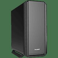 BE QUIET Silent Base 801 Gaming PC Gehäuse, Schwarz