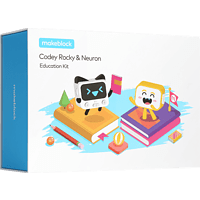MAKEBLOCK Codey Rocky & Neuron Education Kit Steam/Mint Educational Toys, Mehrfarbig