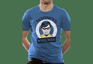 Batman Unisex T-Shirt Designated Wing Man