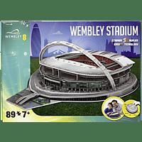 PRO-LION Nanostad Wembley Stadion 3D Puzzle Tottenham Hotspur 3D Puzzle, Mehrfarbig