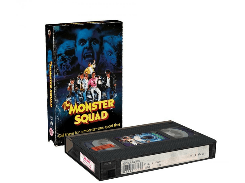 Monster Busters [Blu-ray + DVD]